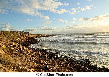 spiaggia, siciliana