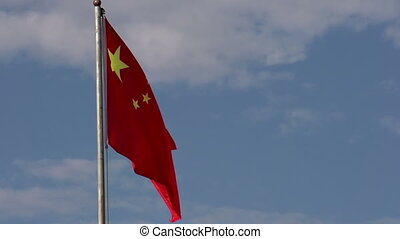 Flag of China - Flag of the Peoples Republic of China...