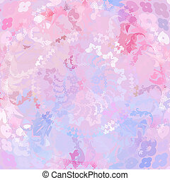 Amazing template design on pink glittering background.