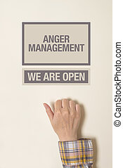 Anger management office