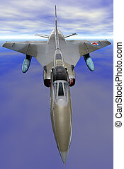 military fighter - military jet fighter