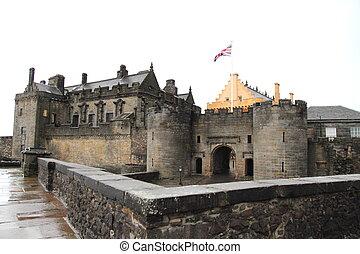Stirling castle Stirling Scotland