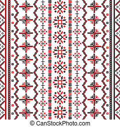 Romanian Embroideries pattern - Romanian Embroideries...
