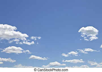 Nature creations - sky, clouds, sunny