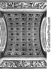 Arc de Triomphe Ceiling