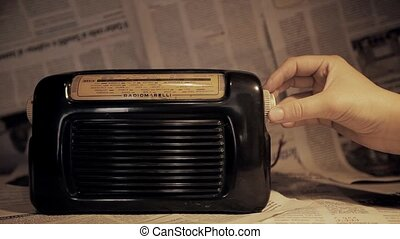 Vintage Radio Frequences