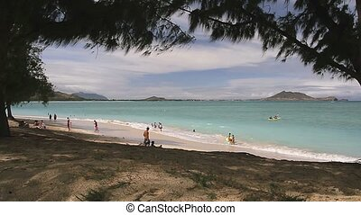 1080p, Kailua Beach, Hawaii - 1080p, The worlds best and...