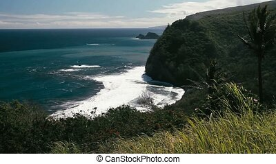 1080p, Beach At Akoni Pule, Hawaii - 1080p, The worlds best...