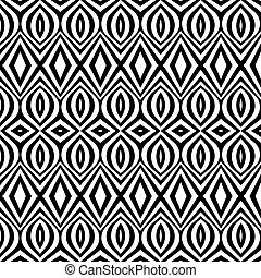 Seamless geometric pattern in ethnic style. seamless...