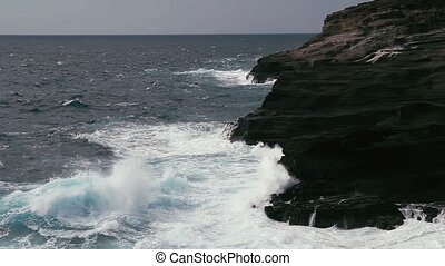 Shore Line Lanai - 1080p, Shore Lines, Coast Line on Hawaii...