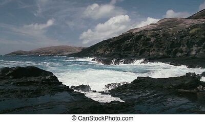 Shore Line lanai - 1080p, Shore Line, Coast Line, Hawaii...