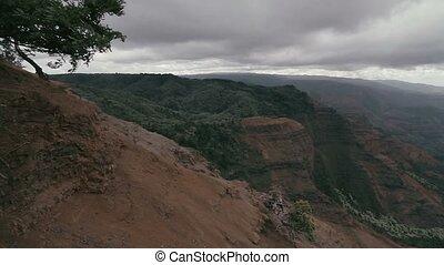 Waimea Canyon, Kauai, Hawaii - 1080p, Landscapes of Hawaii,...