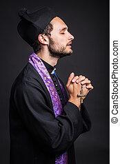 司祭, 祈ること, 若い