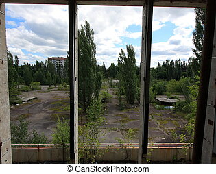 Extreme Tourism in Chernobyl