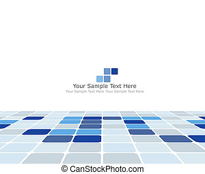 business checked background