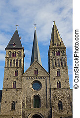 St James Church Sint-Jacobskerk Ghent, East Flanders, Belgiu...
