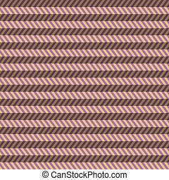 Optical illusion stripe seamless vector pattern - Optical...