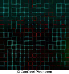 abstract vector background Abstract technological background...