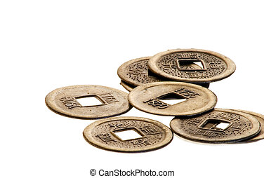 Chinese coins - old chinese coins