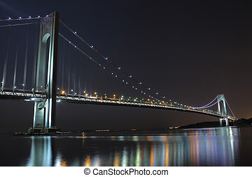 The largest and longest NYC bridge - The Verrazano-Narrows...