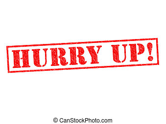 hurry up clip art and stock illustrations 1078 hurry up