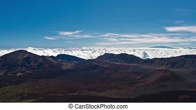 4K Timelapse of Haleakala Volcano - 4K Timelapses of...