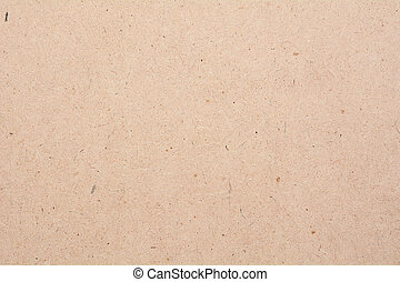 Texture of brown paper sheet