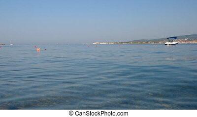 Black Sea Coast, Russia near Gelendzhik town