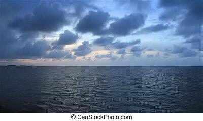 Time Lapse Florida Keys One
