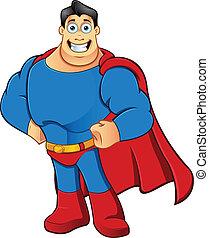Superhero - Hands On Hips