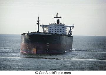 óleo, petroleiro
