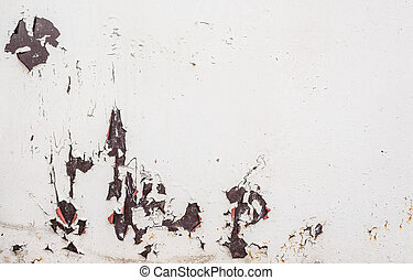 antique Cracked  concrete wall background image