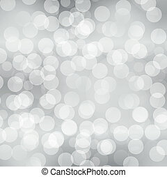 background with floating particles - wonderful Christmas...