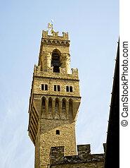 Palazzo Vecchio - Fireze, Tuscany - Italy