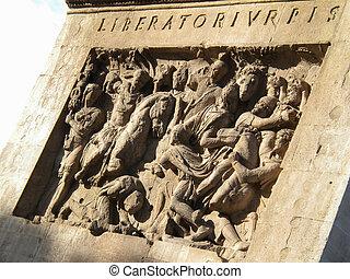 Arco Di Costantino, Rome - Arco Di Costantino (Arch of...
