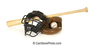 Baseball Catcher\'s Gear