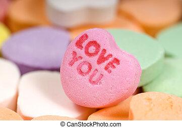 Valentine\'s Candy