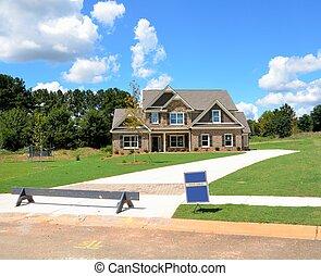 New Home Construction - New home construction Georgia, USA