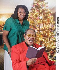 Christmas Bible Read