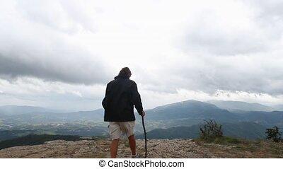 Bismantova peak