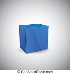 Abstract cube.
