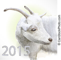 goat is  the symbol of 2015