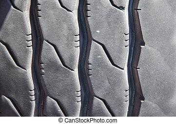 new truck tire for good roadholding