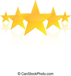 Five star rating Vector Clip Art Illustrations. 1,797 Five star ...