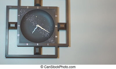wall clocks quickly