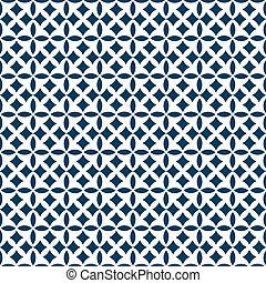 Retro simple seamless pattern