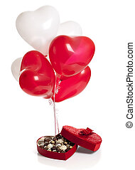 Valentine\'s Day Gifts - A Valentines day background...