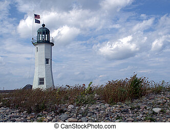 Scituate Harbor Light, Scituate MA - scituate lighthouse,...