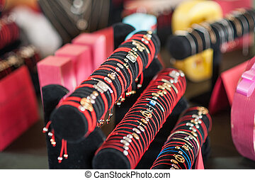 Bracelets and other jewelry
