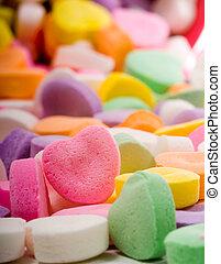 Blank Candy Heart - Blank Candy heart - conversation heart -...